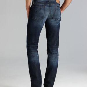 Joe's Jeans Brixton Cut Slim Leg Dark Wash
